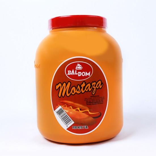BALDOM-MOSTAZA-7LB